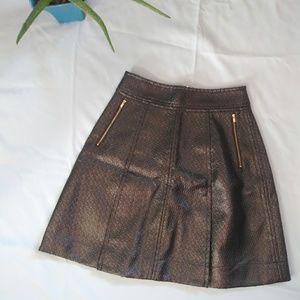 Banana Republic Black Skirt size 4 {A13)